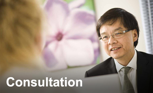 Consultation & Booking your surgery